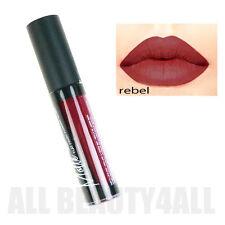 LA Girl Matte Lipstick, Lip Gloss Flat Finish Pigment- GLG 843 Rebel