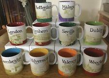 Starbucks mug/tazze varie Sevilla Cambridge