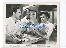 Ida Lupino Howard Duff Woman in Hiding Original Movie Still Glossy Press Photo