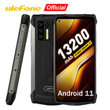 New listing Ulefone Power Armor 13 13200mAh Cell Phone Android 11 256Gb 4G Rugged Smartphone