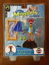 Muppet Palisades Figure Pepe Prawn New