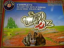 Lionel Wizard Of Oz Train Set NIB/ Free shipping in US.