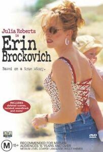 Erin Brockovich (DVD, 2000)