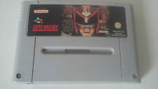 JUDGE DREDD - SUPER NINTENDO - JEU SUPER NES SNES