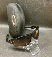 100% AUTHENTIC OAKLEY RADAR PATH SUNGLASSES BLACK W/ Case