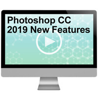 Photoshop CC 2019 New Features Video Training