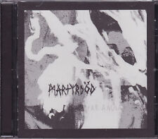 Martyrdod / Martyrdöd - Paranoia CD - New / Sealed (2012) Punk