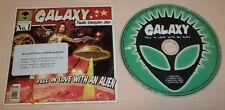 Galaxy Feat. Deejay Jay Fell In Love With An Alien (Single CD 2006 Sony BMG) VGC
