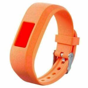 Replacement Silicone Wrist Band Strap Bracelet for Garmin Vivofit JR 2 Tracker