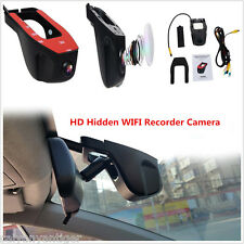 HD Camera Wifi Car DVR Vehicle Digital Video Recorder Dash Cam Night Vision ACC
