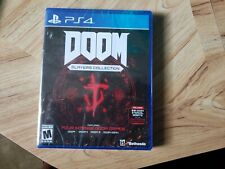 Doom Slayer Collection. PlayStation 4. BRAND NEW/SEALED. SHOOTER. Free Ship