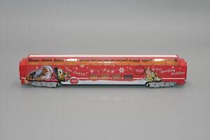 Bachmann/ Hawthorne Village HO 1950's Coca Cola Christmas Dome Car