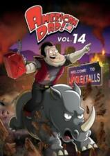 AMERICAN DAD: SEASON 14 (DVD) UK Compatible