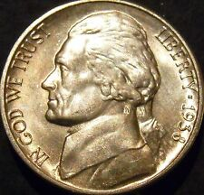 1938-S Jefferson Nickel Choice/Gem BU Uncirculated