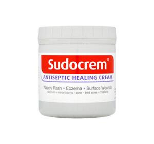 SUDOCREM ANTISEPTISCHE HEILUNGSCREME 2x 125 g = 250 g