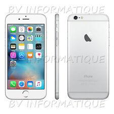 """APPLE Iphone 6 16 Go ARGENT- """"DÉBLOQUÉ TOUT OPÉRATEUR"""" Garantie 6 mois"""