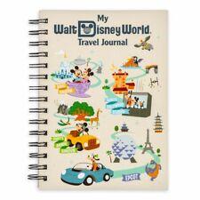 Walt Disney World My Travel Journal, New Park Life Edition