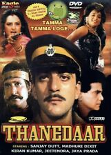 Thanedaar. Bollywood Film mit Sanjay Dutt & Madhuri Dixit. Originale DVD