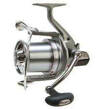 Daiwa DCR4 Basia Custom Big Pit Fishing Reel Grey Body Silver/Red Spool NEW Carp