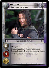 LOTR: Aragorn, Ranger of the North (P) [Lightly Played] Lord of the Rings TCG De
