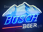 """New Busch Beer Mountain Bar 24""""x20"""" Lamp Light Neon Sign With HD Vivid Printing"""