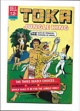 "TOKA #6  [1966 VG+]  ""THE TERRIBLE CHOICE"""