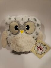 Intelex Warmies Microwavable French Lavender Scented Plush Hooty Snowy Owl NWT