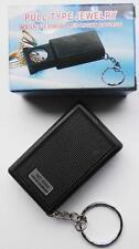 Lupe mit LED Licht aufschiebbar 45- fach Vergrößerung Schlüsselanhänger Juwelier