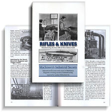 Rifles and Knives: Manufacturing Ross Rifle & Press-Button Knife (Lindsay book)