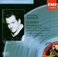 Haydn: 6 Scherzartikel; Hofmann: Konzert Für Flöte / Pahud,Haydn Ensemble Berlin