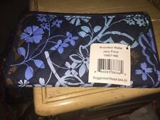 Vera Bradley New With Tags Accordion Wallet. Java Floral