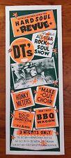 Estrus Hard Soul Revue  DTs, Honky Meters, Make Out Choir '02 Poster Art Chantry