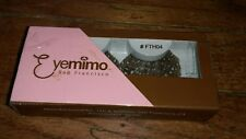Eyemimo San Francisco brand false eyelashes New Brown Feather Butterfly Wings