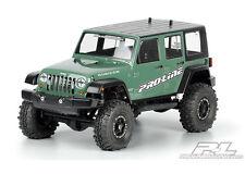 Pro-Line 3336-00 Jeep Wrangler Unlimited Rubicon Clear Body 1/10 SCX10