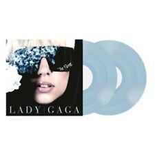 Lady Gaga The Fame HMV Limited Blue Vinyl