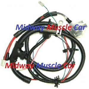 engine wiring harness 75 76 77 78 79 Chevy Camaro Nova
