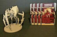 Zombicide Invader Widow Maker CMoN Kickstarter Exclusive Abomination