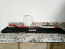 Ridgid 56663 1/2 In Cable Dia 6 Ft Cable L Closet Auger