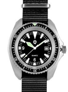 QM Royal Navy Military Divers Watch