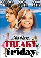Freaky Friday (1976) 0786936222654 With Jodie Foster DVD Region 1