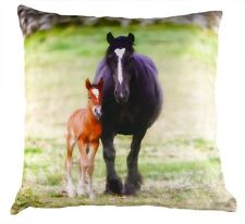 Evans Linchfield 43cm Me and My Mum Horse Cushion