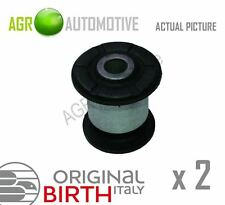 2 x BIRTH FRONT AXLE CONTROL ARM WISHBONE BUSH PAIR OE QUALITY REPLACE 2685
