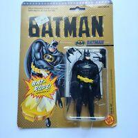 DC Comics Super Heroes Toybiz Batman Vintage 1989 Action Figure Sealed
