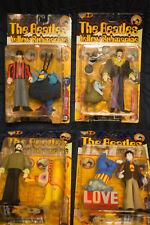 McFarlane The Beatles Yellow Submarine Figurines New
