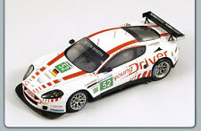 SPARK S2573 - Aston martin DBR9 le mans 2010 N°52 1/43