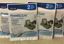 Petmate Fresh Flow Replacement Charcoal Filter 8 Count