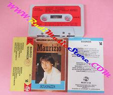 MC MAURIZIO Scugnizza melodie napoletane 14italy DV MORE RECORD no cd lp vhs dvd