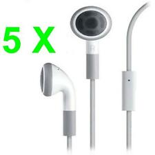 5X Color Headset Earphone Headphone Earbud Mic iPhone 4 4S 5 5S 5C iPod iTouch
