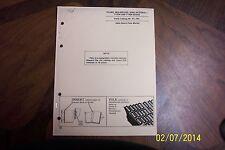 JOHN DEERE PLOWS-MOLDBOARD-SEMI-INTEGRAL F135H AND 145H 4-5- AND 6 BOTTOM