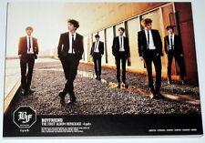 Boyfriend Autographed korea 1stalbum Repackage I Yah CD+photo New Korean